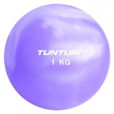 Joogapall 1 kg Tunturi Toningball
