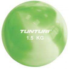 Joogapall 1,5 kg Tunturi Toningball