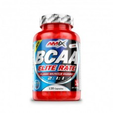 AMIX BCAA ELITE RATE 120 KAPS