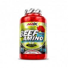 AMIX BEEF AMINO 250 TAB