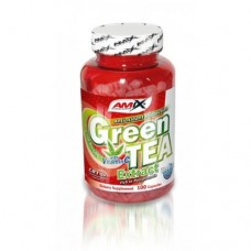 AMIX GREEN TEA EXTRACT WITH VIT C 100 KAPS