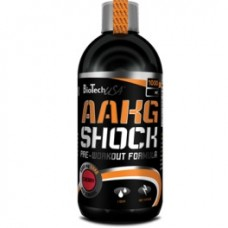 Biotech AAKG Shock Extreme 500 ml.