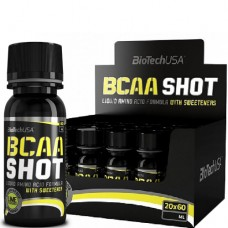 Biotech BCAA Shot 20x60 ml