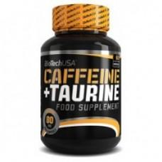 Biotech Caffeine + Taurine 60 kaps.