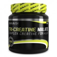 Biotech Tri Creatine Malate 300 g.