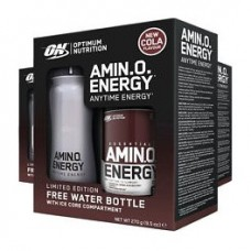 Optimum Nutrition Amino Energy + Water Bottle 270 g
