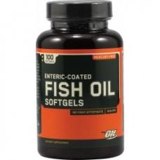 Optimum Nutrition FISH OIL 100 kapslit