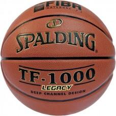 KORVPALLI PALL SPALDING TF-1000 LEGACY eurocup (FIBA APPROVED)