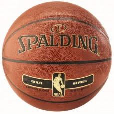 KORVPALLI PALL SPALDING NBA GOLD