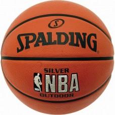 KORVPALLI PALL SPALDING NBA SILVER