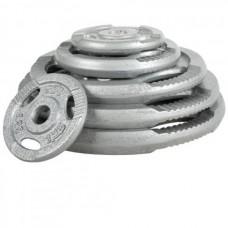 Metallist raskuskettad 1.25-20 kg 31mm