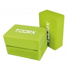 JOOGAPLOKK TOORX 22,5x15x7,5 CM