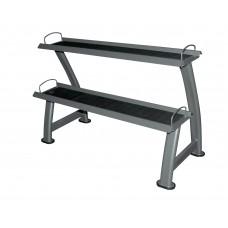 GIRŲ STOVAS 2 AUKŠTŲ TOORX 120X60X77CM